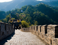 Beijing Great Wall Hiking Tour