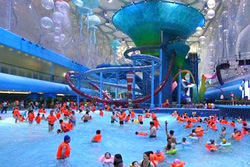 The Watercube Waterpark