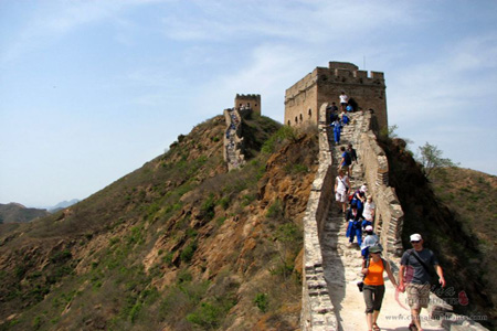 Great Wall Jinshanling Section