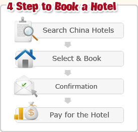 4 steps to book a Beijing hotel