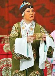 Laodan in Peking Opera