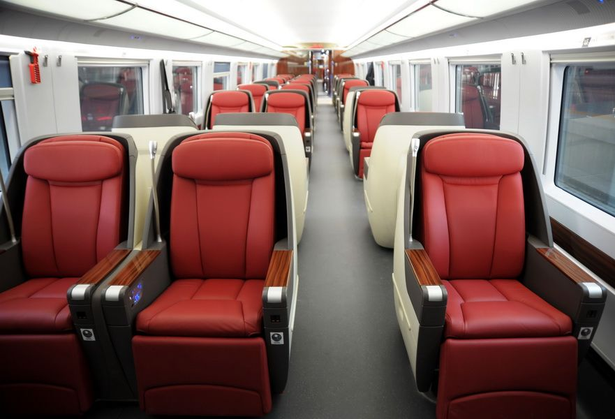 Beijing To Shanghai High Speed Trains Bullet Trains